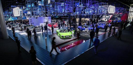 Audi  IAA in Frankfurt