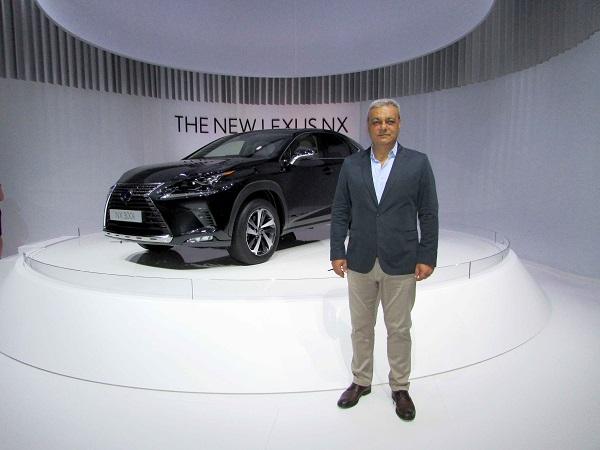 Ali Haydar Bozkurt_Lexus Frankfurt Autoshow 2017