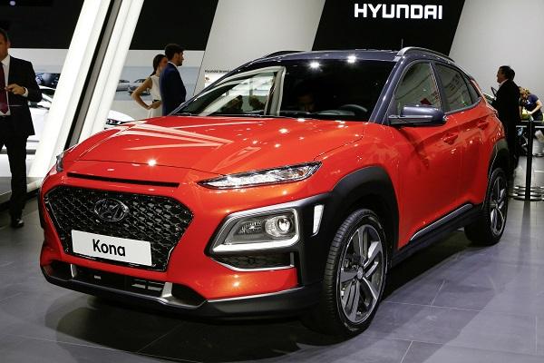 Hyundai Kona_Frankfurt Autoshow 2017