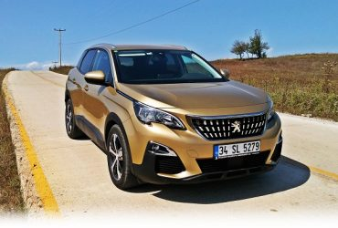 Peugeot 3008 Sport Pack Advanced Grip Control Test SUV