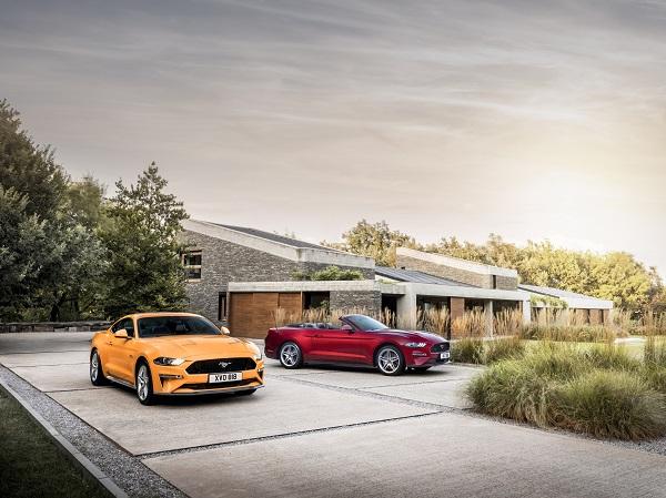 Yeni_Ford Mustang Ecosport_Ranger Black Editim_Tourneo Custom_Frankfurt AutoShow 2017