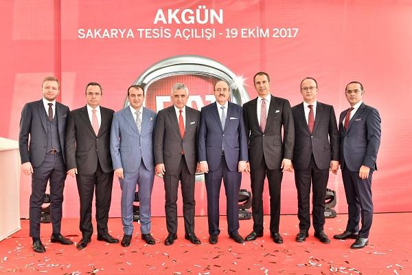 Hasan Akgün-Altan Aytaç-Süleyman Akgün-Cengiz Eroldu-Erhan Akgün-Mahmut_Fiat Akgun