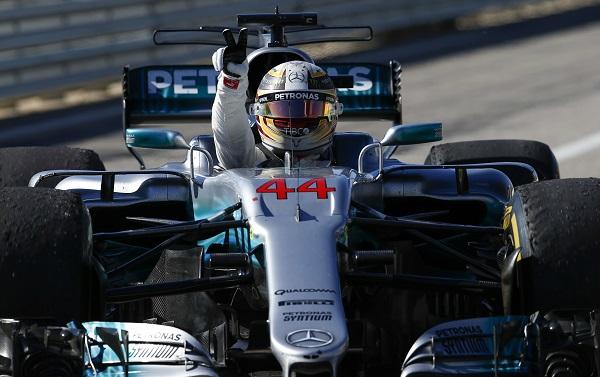 Mercedes AMG Petronas_Lewis Hamilton