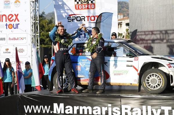 Skoda Fabia R5_BC Vision Motorsport_Marmaris Rallisi