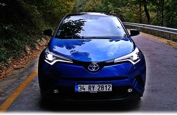 Toyota C-HR Hybrid Hibrit Toyota