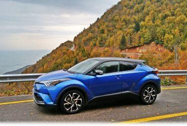 Toyota C-HR Hybrid Test