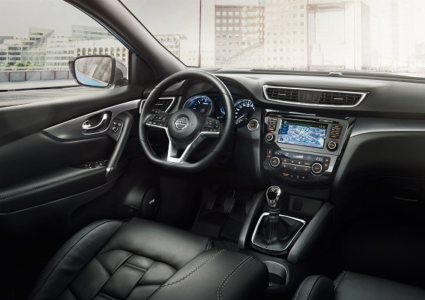 Yeni Nissan Qashqai Test