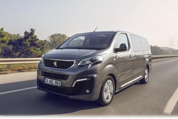 Yeni Peugeot Expert Traveller Test