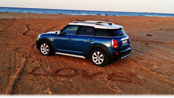 MINI Cooper Countryman ALL4 2017 Test