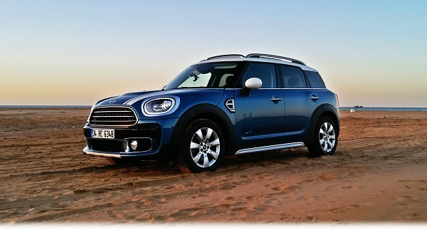 MINI Cooper Countryman ALL4 2017
