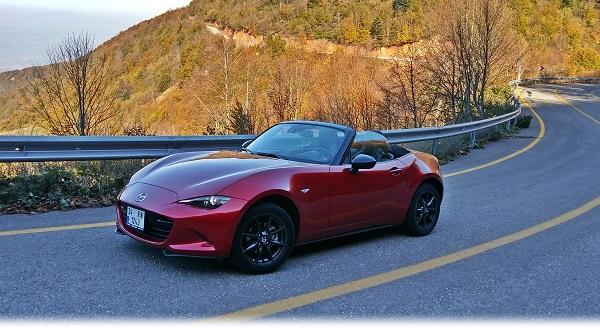 Mazda MX-5 Roadster Test_Otomobiltutkunu_Skyactiv-G