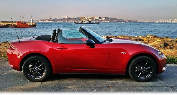 Mazda MX-5 Test_Roadster Test_Otomobiltutkunu
