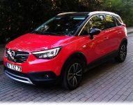 Opel Crossland X Test
