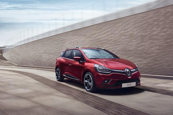 Renault Clio Otomobiltutkunu