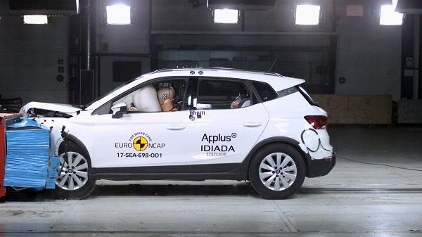 Seat_Arona_Euro_NCAP