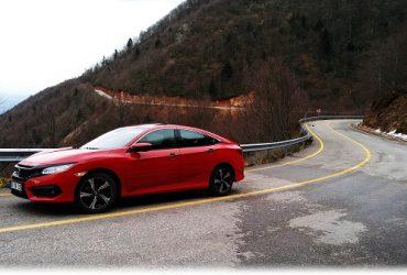 Honda Civic RS Test