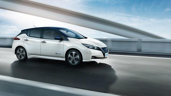 Nissan_Leaf_ Nissan LEAF Test