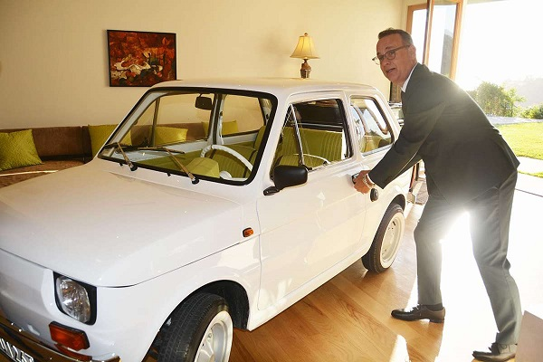 Tom Hanks Fiat 126p PPG