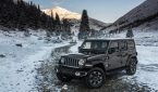 Yeni Jeep Wrangler Test