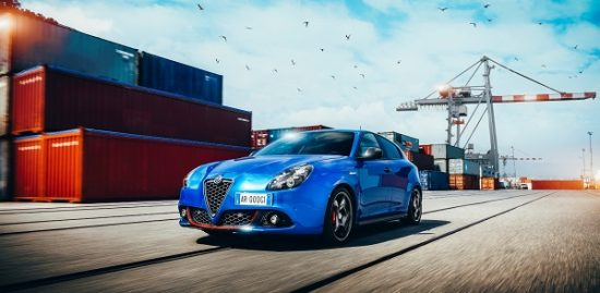 Alfa Romeo Giulietta Test