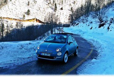 Fiat 500C Anniversario Test