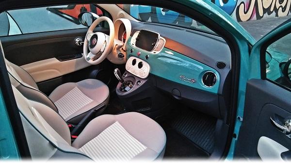 Fiat 500C Anniversario Test_Fiat 500 Ailesi