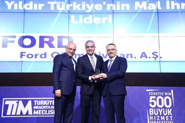 Ford Otosan_Türkiye İhracatçılar Meclisi (TİM)