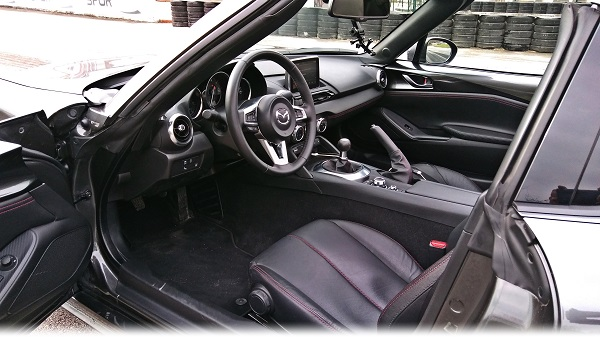 Mazda MX5 RF Test_Mazda Turkiye