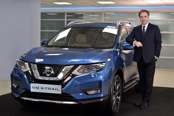 Nissan Turkiye GM Sinan Ozkok