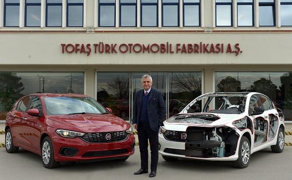 Tofaş CEO Cengiz Eroldu