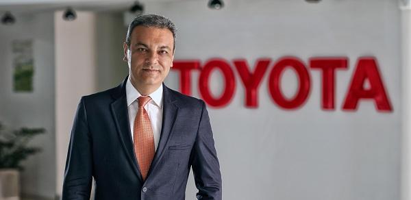 Toyota Turkiye Pazarlama ve Satis A.S. CEO'su Ali Haydar Bozkurt