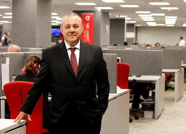 Tur Assist Genel Müdürü Cemal Fenercioğlu