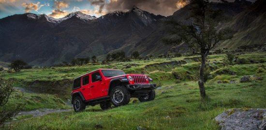 Yeni Jeep Wrangler Test 2018