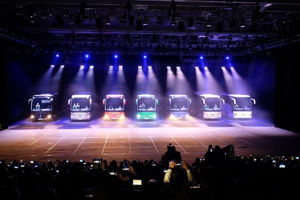 Yeni Tourismo Lansmanı_Mercedes Benz Turkiye