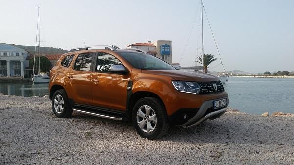 Dacia Duster Alacati