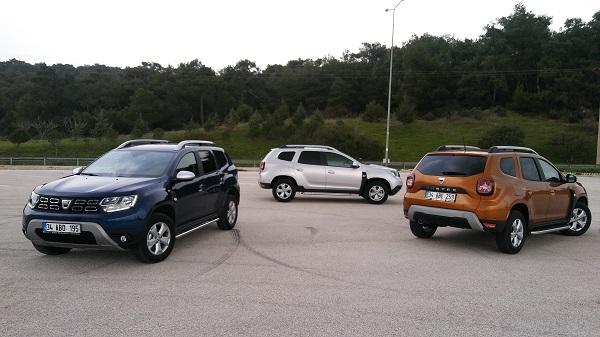 Dacia Duster_Yeni Duster_Yeni Dacia Duster 4x4