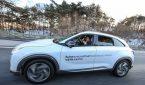 Hyundai NEXO Autonomous Fuel Cell Electric Vehicle