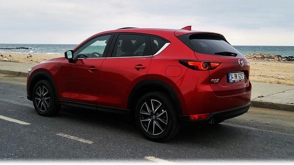 Mazda CX-5 Test_Yeni Mazda CX-5 Test