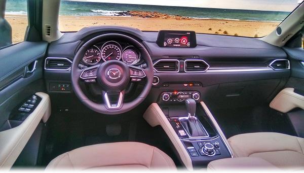 Mazda CX-5 Test_Yeni Mazda CX5 Test