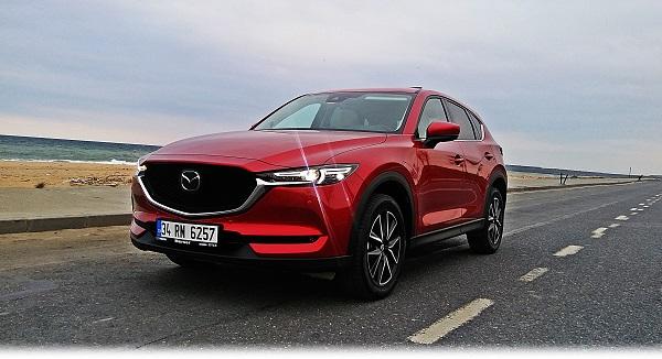 Mazda CX5 Test_Yeni Mazda CX5 Test