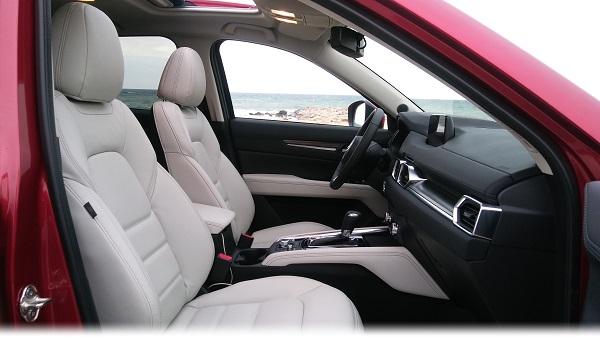 Mazda CX5 Test_Yeni Mazda CX5 Test_SkyactivG
