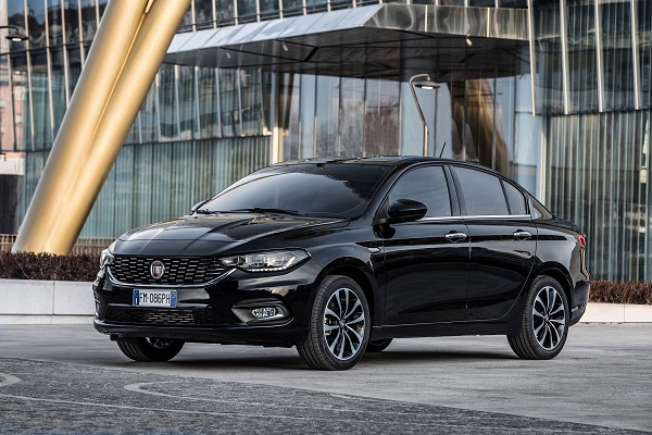 PPG_Fiat Egea Sedan Black