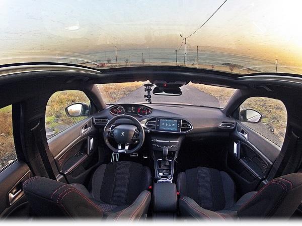 Peugeot 308 GTLine Test 2018