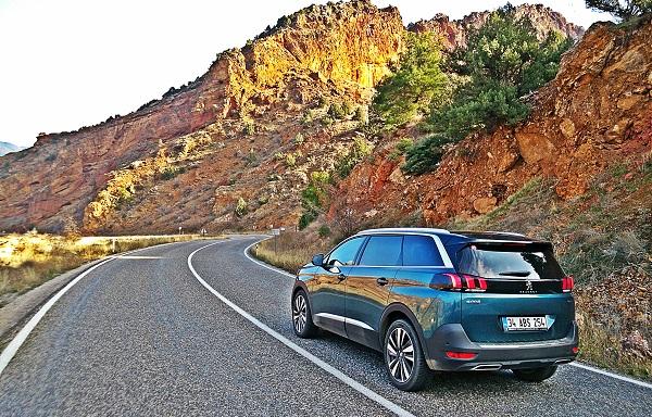 Peugeot 5008 SUV GT Line Test_Otomobiltutkunu