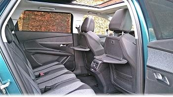 Peugeot 5008 SUV Test