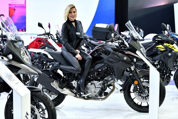 Suzuki Fuar_Motobike İstanbul 2018