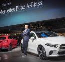 Yeni A Serisi_Mercedes A_Mercedes Benz A 2018