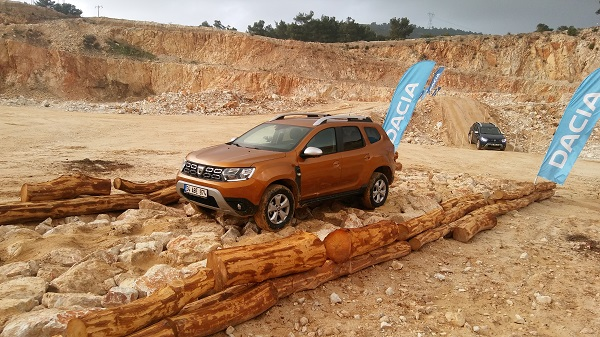 Yeni Dacia Duster OffRoad
