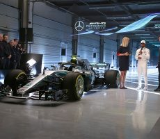 Mercedes-AMG Petronas Motorsport Team