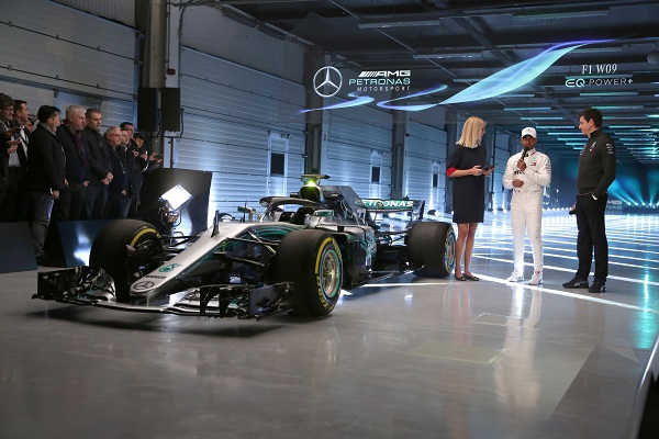 Mercedes-AMG Petronas Motorsport Team